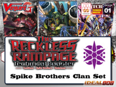 The RECKLESS RAMPAGE (G-TCB01) G-Technical