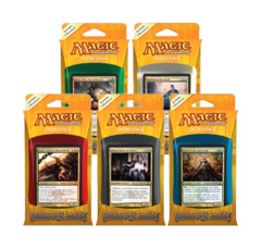 Dragon's Maze All 5 Intro Packs