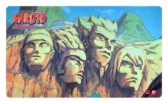 Naruto [Hokage Rock] Bandai Playmat