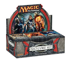 Magic 2012 Booster Box
