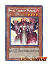 Royal Firestorm Guards - Secret - GLAS-EN087 (Unlimited) on Ideal808