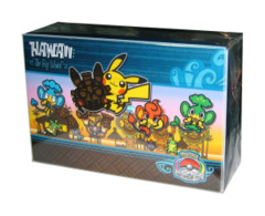 Pokemon World Championships - Double Deck Box - 2012 Big Island Hawaii on Ideal808