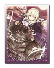 Fate/stay night [Illyasviel von Einzbern] No.147 Unlimited Blade Works Sleeve (65ct) on Ideal808