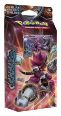 XY Steam Siege Ring of Lightning (Hoopa) Pokemon Theme Deck