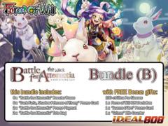Force of Will A04 Bundle (B) - x6 Battle for Attoractia Booster Box + FREE BONUS Items * PRE-ORDER Ships Jul.1