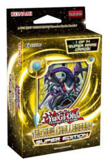 Yugioh The New Challengers Super Edition Pack