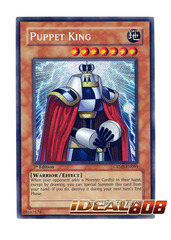 Puppet King - Secret - CRMS-EN093 (Unlimited) on Ideal808