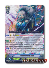 Cultus Witch, Rias - EB11/004EN - RR