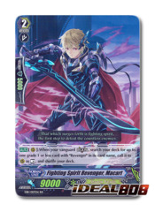 Fighting Spirit Revenger, Macart - EB11/007EN - RR