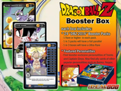 2014 Dragon Ball Z TCG Booster Box ** Pre-Order Ships October 17, 2014 on Ideal808