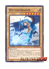 Wattaildragon - YSKR-EN012 - Common - 1st Edition