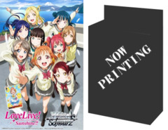Love Live! Sunshine (English) Weiss Schwarz Trial Deck * PRE-ORDER Ships Feb.17, 2017