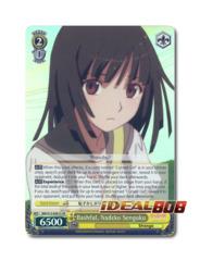 Bashful, Nadeko Sengoku [BM/S15-E001S SR (FOIL)] English
