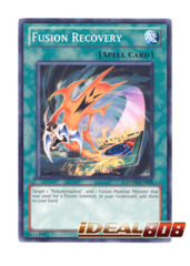 Fusion Recovery - RYMP-EN078 - Common - Unlimited Edition