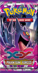 Pokemon XY: Phantom Forces Booster Pack