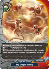 Sky Dragon Divinity [D-BT02A-EB03/0021EN R (FOIL)] English