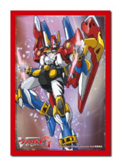 Bushiroad Cardfight!! Vanguard Sleeve Collection (60ct)Vol.144: Super Cosmic Hero, X Tiger