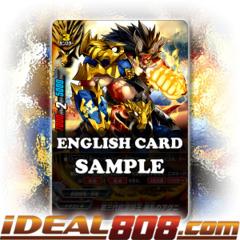 Third Crimson Chieftain, Heedless Agni [X-BT01A-CP01/0024EN R (FOIL)] English
