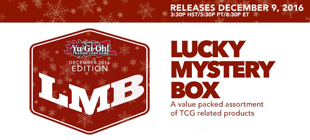 Lucky Mystery Box Header