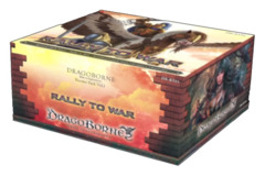 DB-BT01 Rally to War (English) Dragoborne -Rise to Supremacy- Booster Box * PRE-ORDER Ships Aug.18