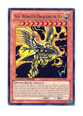 The Winged Dragon of Ra - JUMP-EN045 - Ultra Rare - Promo Edition on Ideal808