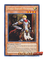 Noble Knight Medraut - CBLZ-EN081 - Secret Rare - Unlimited Edition