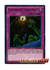 Floodgate Trap Hole - TDIL-EN076 - Ultra Rare - 1st Edition