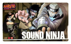 Naruto [Sound Ninja] Bandai Playmat