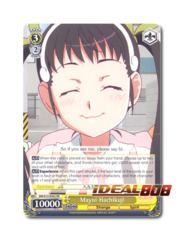 Mayoi Hachikuji [BM/S15-E002 RR] English