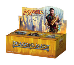Dragon's Maze Booster Box on Ideal808