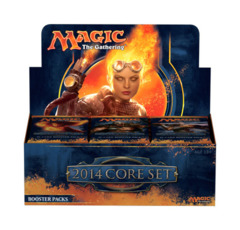 Magic 2014 (M14) Core Set Booster Box on Ideal808