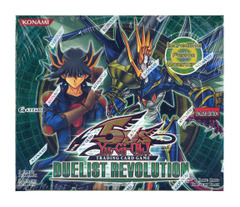 Duelist Revolution Booster Box (Unlimited) on Ideal808