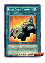 Iron Core Armor - Common - SOVR-EN053 (1st Edition) on Ideal808