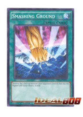 Smashing Ground - YS15-ENL15 - Shatterfoil - 1st Edition