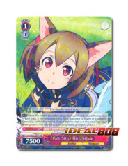 《Cait Sith》 Girl, Silica [SAO/S26-E041 RR] English