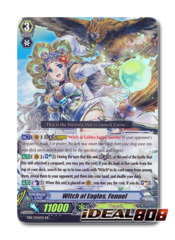 Witch of Eagles, Fennel - EB12/004EN - RR