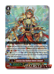 Sunrise Ray Radiant Sword, Gurguit - G-BT07/001EN - GR