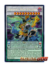 Nirvana High Paladin - TDIL-EN046 - Secret Rare - 1st Edition