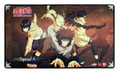 Naruto [Squad 8] Bandai Playmat