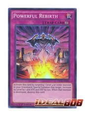 Powerful Rebirth - CROS-EN093 - Super Rare - 1st Edition