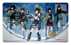 Weiss Schwarz KC/S25 KanColle (Kantai Collection) Case Promo Playmat