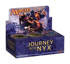 Magic Journey Into Nyx (JOU) Booster Box </#MTGJOU> on Ideal808