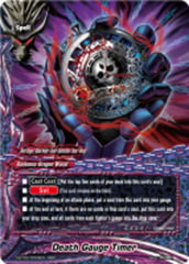 Death Gauge Timer [D-BT02/0008EN RRR (FOIL)] English