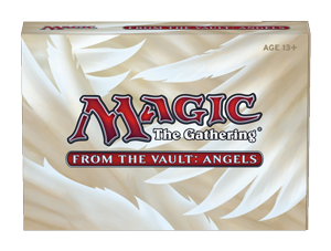 From the Vault: Angels ** Pre-Order Ships August 21, 2015
