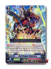 Seal Dragon, Rinocross - BT11/011EN - RR