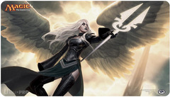 MTG Avacyn Restored Ver.3 Avacyn, Angel of Hope Ultra Pro Playmat on Ideal808