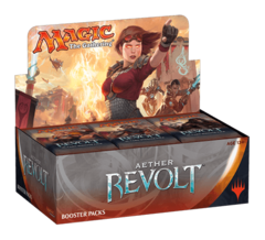 Aether Revolt (AER) Booster Box