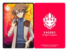 Kagero (Dragon Empire) - Clan Card - Toshiki Kai - G-LD02