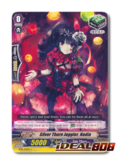 Silver Thorn Juggler, Nadia - BT12/102EN - C
