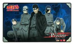 Naruto [The Proctors] Bandai Playmat